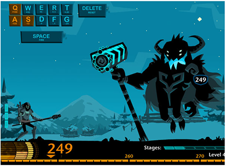 Gate screenshot of level